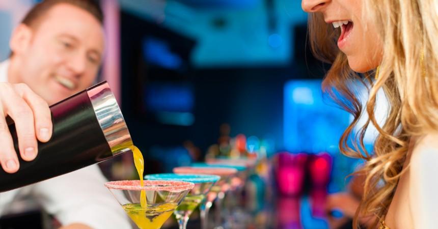 date night cocktail class Boston