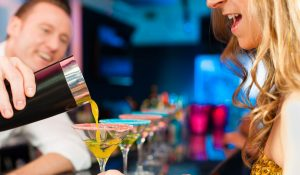 Team Building Mixology Classes Boston